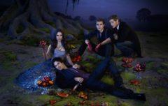 Фото сериала Дневники вампира #11