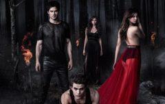 Фото сериала Дневники вампира #8