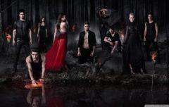 Фото сериала Дневники вампира #22