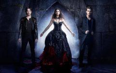 Фото сериала Дневники вампира #23